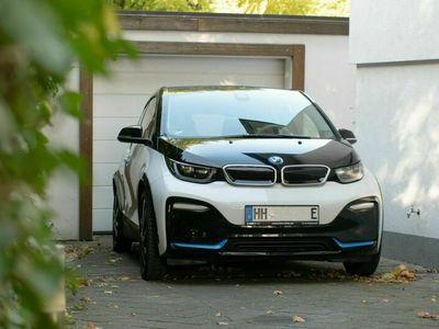 """gebraucht BMW i3 120Ah Garantie, """"Solaric"""" Teilleder, Panorama, H/K Sound"""