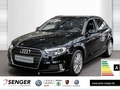 gebraucht Audi A3 Sportback sport 1.6 TDI Navi Xenon Tempomat