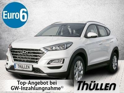 gebraucht Hyundai Tucson Trend FL 1,6 GDI Turbo 2WD Bluetooth Klima