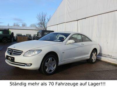 gebraucht Mercedes CL600 Coupe V12