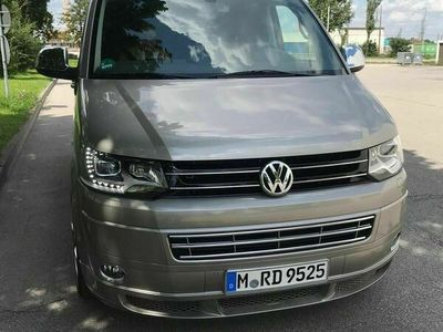 gebraucht VW Multivan T5 Transporter BusHighline 4Motion