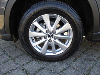 gebraucht Mazda CX-5 2.2 Skyactiv-D Center-Line 2WD Navi Alu