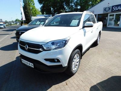 gebraucht Ssangyong Musso Sports Grand 4WD Crystal 17 Zoll*Klima*Lager*