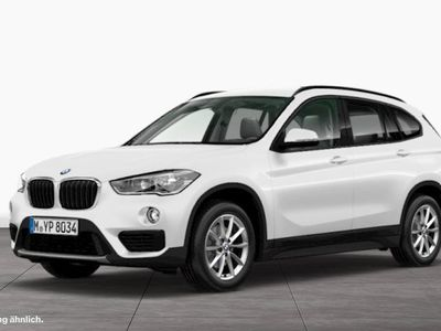 gebraucht BMW X1 sDrive18d Navi LED Sportsitze PDC Sitzheizung
