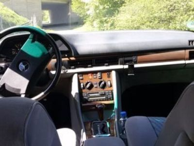 gebraucht Mercedes 420 mit LPG 8-fach ALU