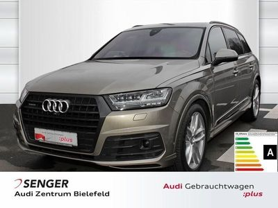 gebraucht Audi Q7 3.0 TDI qu. Tiptr. S LINE PANO BOSE