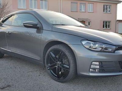 gebraucht VW Scirocco 2.0 TDI Sport Xenon/ Navi/ EURO 6