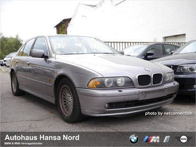 gebraucht BMW 530 d Lim. XENON LEDER NAVI MEMORY PDC KLIMA