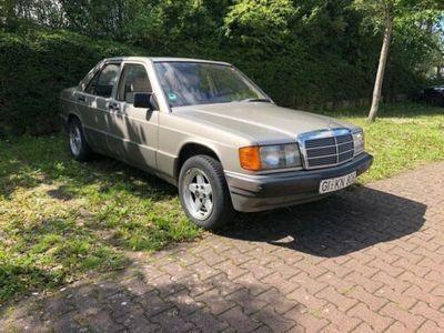 gebraucht Mercedes 190 1,8 Originalzustand