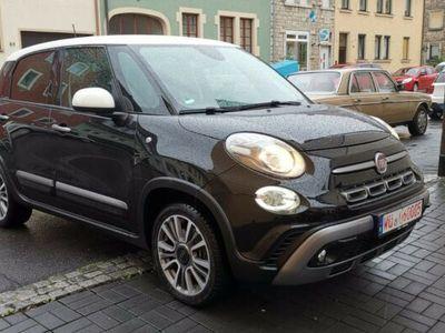 käytetty Fiat 500L Cross 1.4 Klimatr Shzg 6Gang 120PS RKamera