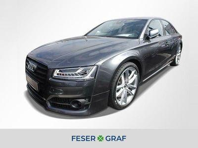 gebraucht Audi S8 plus 4.0 TFSI qu. tiptr. Keramikbremse