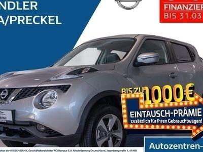 gebraucht Nissan Juke N-Connecta 1.6 *EURO 6d-Temp* Navi/Kamera