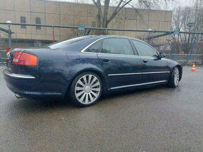 gebraucht Audi A8 quattro, LPG, MPI, Neuer TÜV, Lang... als in Pankow