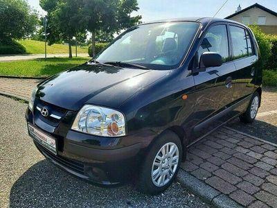 gebraucht Hyundai Atos 1.1 (EM) *Klimaanlage*Hu/Au 5-2022*8 fach*