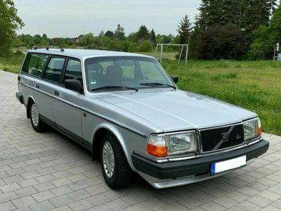 gebraucht Volvo 245 (bald ) in gutem alltags...