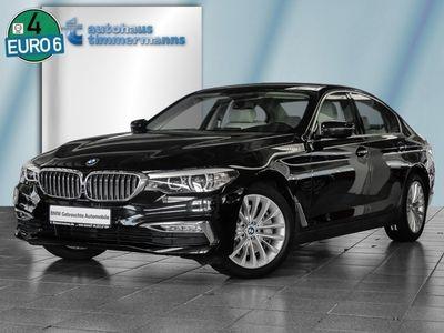 gebraucht BMW 540 i Luxury Line Luxury Line Innovationsp. Navi Prof. Sport Aut.