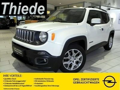 gebraucht Jeep Renegade 1.6 Longitude Adventure Edit. NAVI/SHZ/