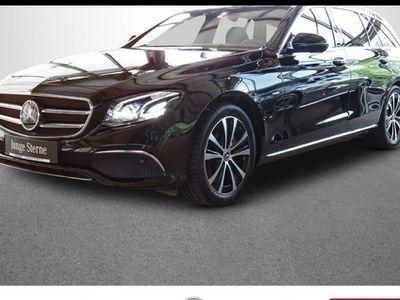gebraucht Mercedes E300 d Avantgarde Multibeam Glas-SD Distronic