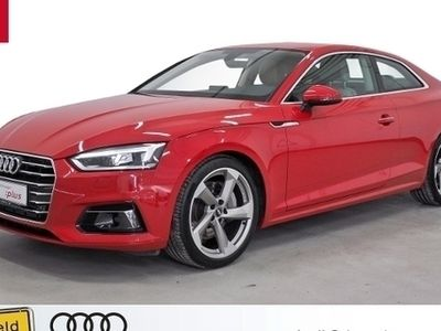 używany Audi A5 Coupé Design 2,0 TFSI quattro Sport S tronic, matrix Navi