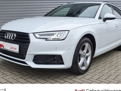 gebraucht Audi A4 Avant 35TFSI sport 2.0 EU6d-T LED Navi StandHZG Rückfahrkam.