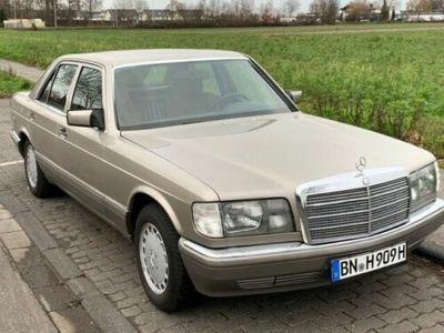 gebraucht Mercedes 420 mit H kennzeichen Top