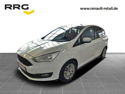 gebraucht Ford C-MAX 1.5 Eco Boost Cool&Connect Automatik