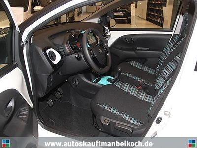 gebraucht Citroën C1 VTi 68 Airscape Selection (Klima el. Fenster)