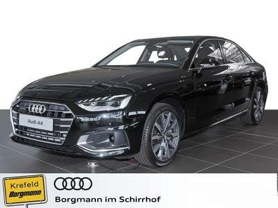 gebraucht Audi A4 advanced 45 TDI quattro tiptronic MMI Navigation plus LED, VC KLIMA ALU