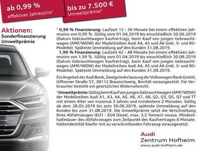 gebraucht Audi A5 Sportback 2.0 TFSI 2x S line Black S tro. 185