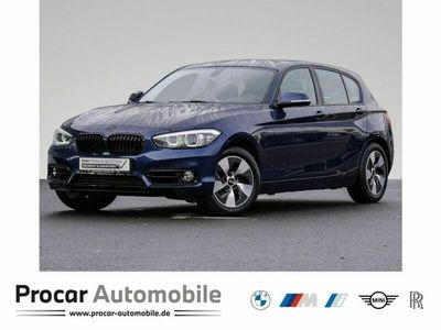 gebraucht BMW 120 1er i Edition Metropolitan