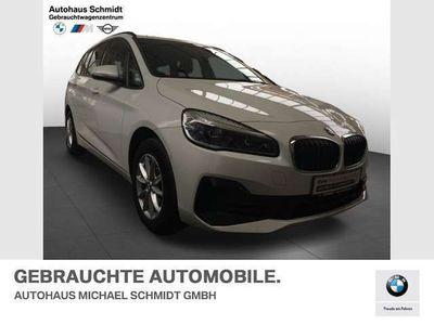 gebraucht BMW 216 i Gran Tourer+NAVIPLUS+LED+7 SITZER+KAMERA+HU als Van/Kleinbus in Geretsried - Gelting
