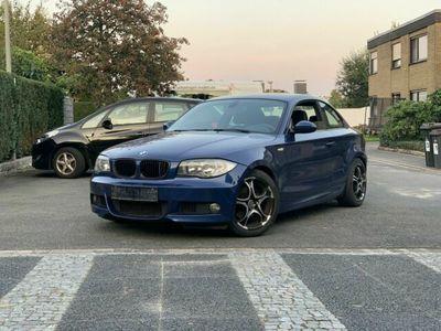 gebraucht BMW 120 Coupé d Facelift