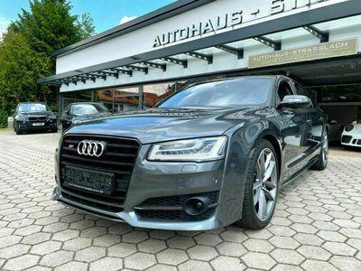 gebraucht Audi S8 plus 4.0 TFSI quattro KERAMIK HUD MASSAGE
