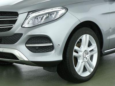gebraucht Mercedes GLE350 d 4MATIC Park-Assist SHD COMAND AHK ILS-