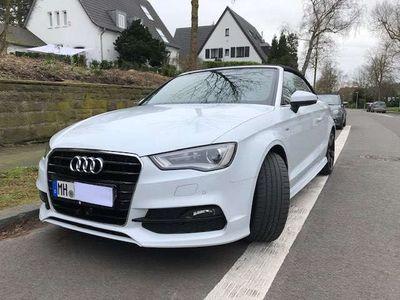 gebraucht Audi A3 Cabriolet
