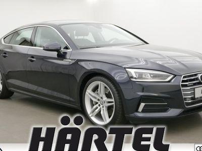 gebraucht Audi A5 Sportback A5 SPORTBACK SPORT QUATTRO TFSI S TRONIC