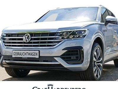 gebraucht VW Touareg 3.0 V6 TDI 4Motion R-Line UWP 4.000,- (Navi LED Le