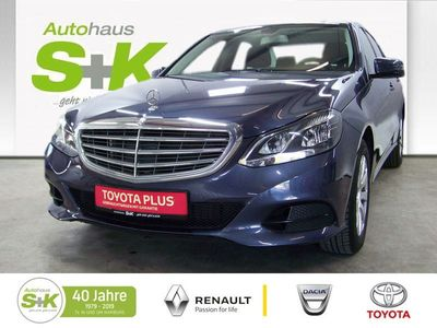 used Mercedes E200 LIMO 2,0 7G- TRONIC Becker Navigation
