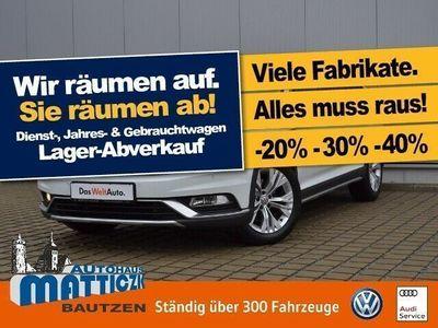 gebraucht VW Passat Alltrack 2.0 TDI EU6 4Motion AHK/ACC/LED-