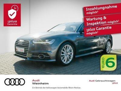 gebraucht Audi A6 Avant 3.0 TDI qu. S-line Automatik Navi uvm