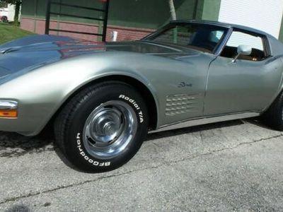 gebraucht Corvette C3 Chrommodel,Klima,Leder,H-Zulassung
