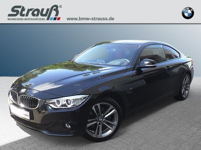 gebraucht BMW 428 i xDrive Coupé