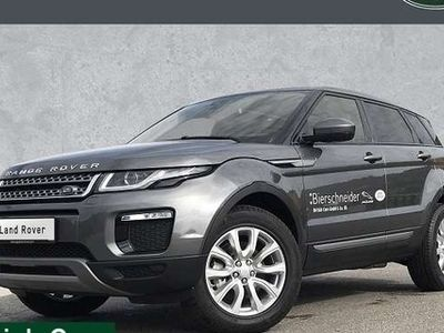 gebraucht Land Rover Range Rover evoque TD4 SE DAB PANORAMA XENON KAMERA