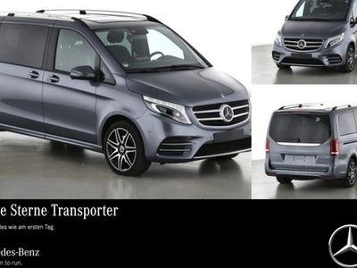 gebraucht Mercedes V250 d Edition AMG 4 Matic AHK 2,5 t/Comand