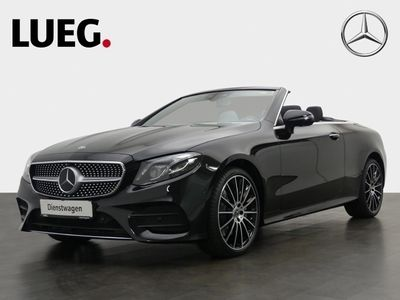 gebraucht Mercedes 450 4M AMG E Cabrio