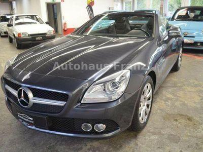 käytetty Mercedes SLK200 RoadsterBlueEFFICIENCY*Leder*Navi*