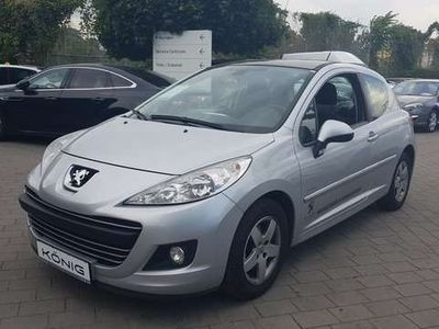 gebraucht Peugeot 207 1.4 16V Forever Klima, PDC
