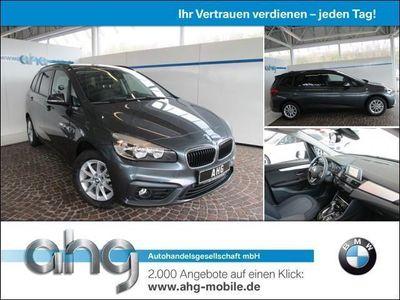gebraucht BMW 218 Gran Tourer d Aut Navi Advantage Sitzheizung