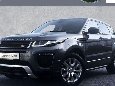 gebraucht Land Rover Range Rover evoque TD4 Aut. SE Dynamic