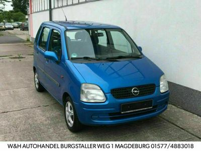 gebraucht Opel Agila 1.0 Comfort TÜV NEU